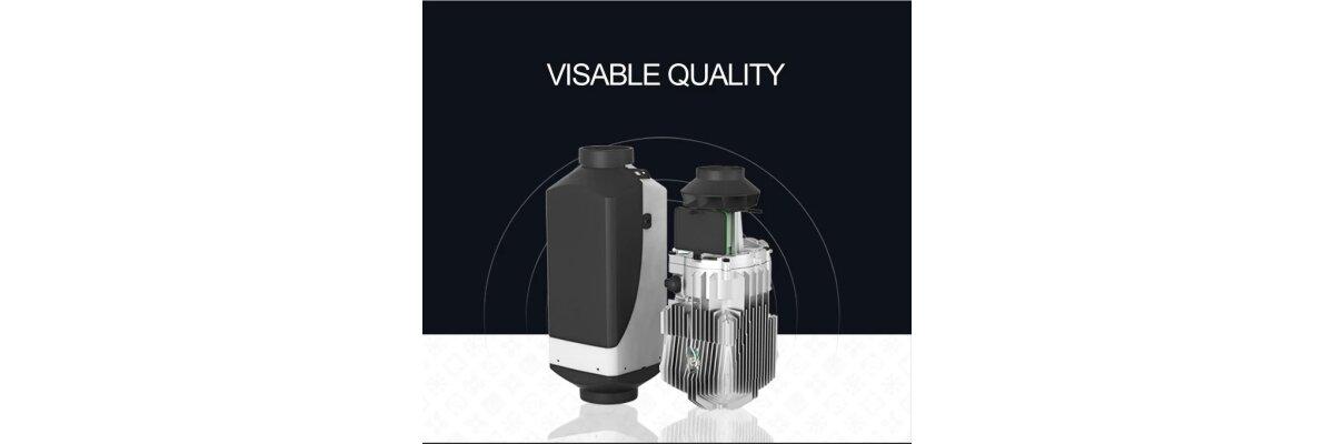 Markteinführung:  3KW Luftstandheizung von LF Bros - Neue Standheizung von LF Bros