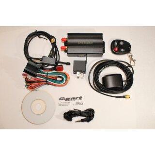 GPS Tracker TK 103B