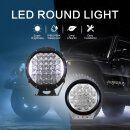 AURORA LED round light, 7, 170W