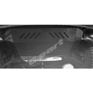 VW T4 Motor Unterfahrschutz Stahl